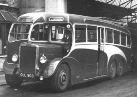 A City Coach Company vehicle | Wickford Community Archive