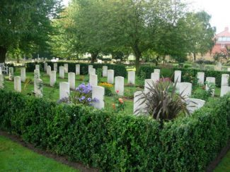 Felixstowe New Cemetery | CWGC