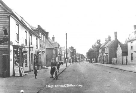 High Street - South East