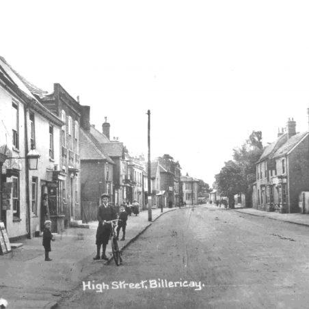 High Street - South East