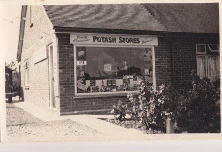 Potash Stores