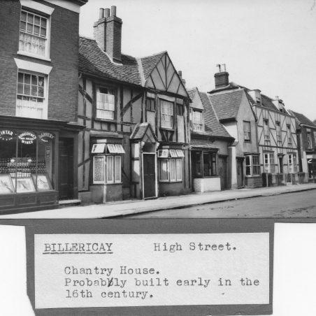 High Street - North West