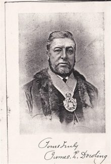James Lewis Dowling
