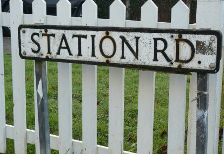 Memories of Station Road