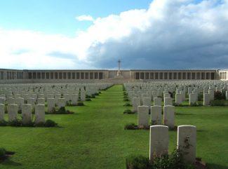 Pozieres Memorial | CWGC