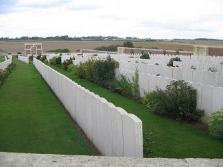 Puchevillers Cemetery | CWGC