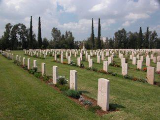 Ramleh War Cemetery | CWGC