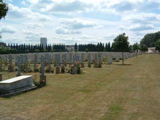 St. Sever Cemetery | CWGC