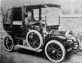 The First Taxi in Billericay