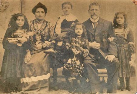The Tractenberg Family