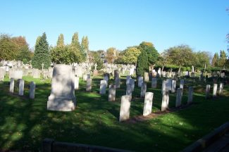 Wandsworth Cemetery | CWGC