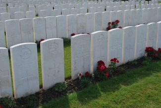 Mendinghem Military Cemetery   Billericay ATC