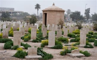 Baghdad (North Gate) Cemetery, Iraq | CWGC