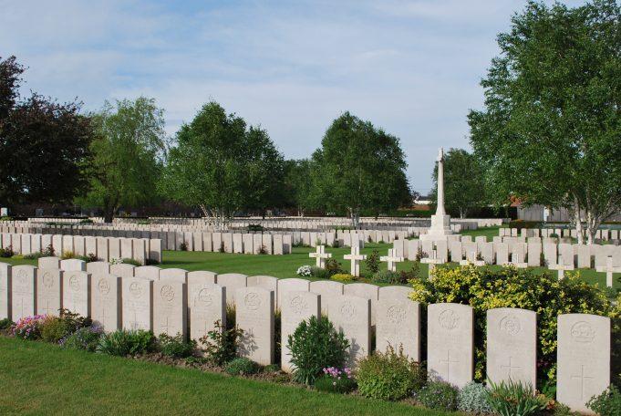 Bethune Town Cemetery | Billericay ATC
