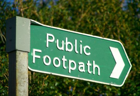 Billericay Footpaths