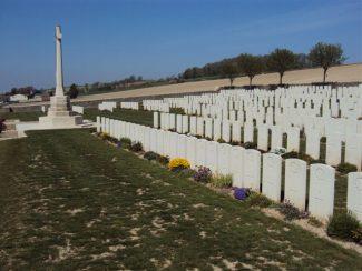 Hamguard Communal Cemetery | CWGC