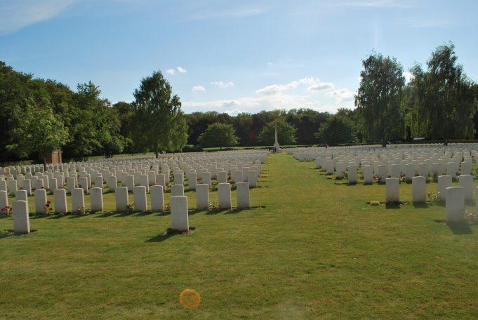 Dozinghem Military Cemetery | Billericay ATC