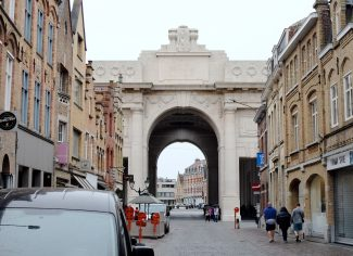 The Menin Gate | CGWC