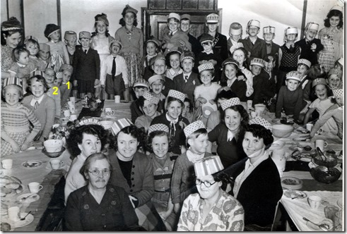 South Green Sunday School 1953