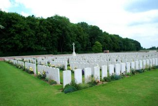 Tilloy Cemetery | CWGC