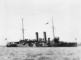 HMS Hawke   CWGC