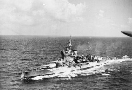 Leading Seaman Rupert Henry Evans