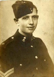 Sgt. Henry Thomas Joel
