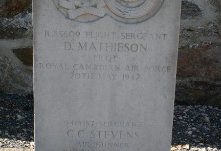 Sgt. Charles Corbett Stevens