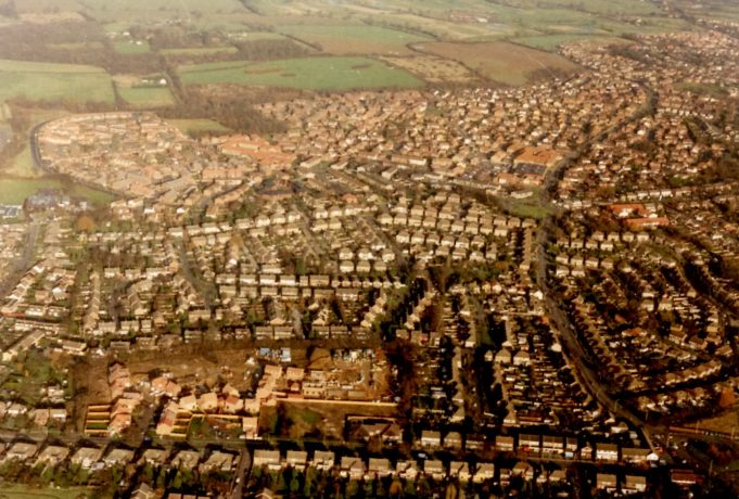 Billericay NW 1990