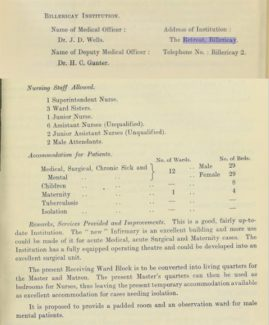 1933 Report