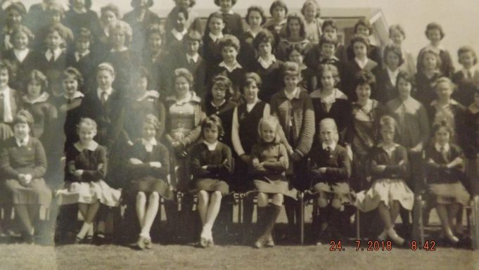Billericay School Juniors 1963