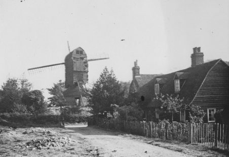 Bell Hill Windmill