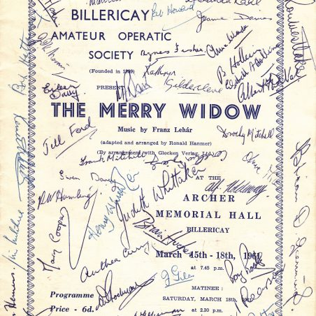 1961 - The Merry Widow