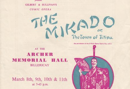 1950 - The Mikado