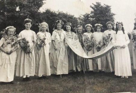 May Queen 1950s