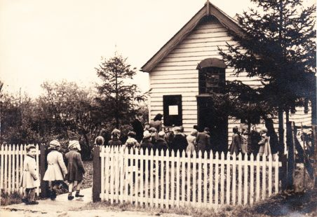 South Green Sunday School 1949/50