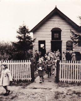 South Green Sunday School 1949/50