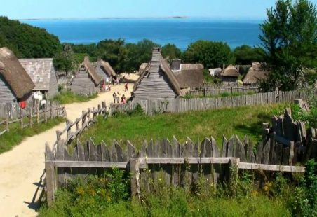 History of 'Plimoth Plantation'