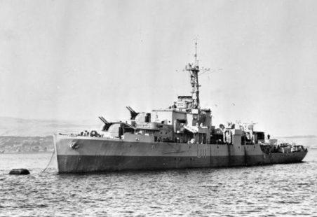 Billericay's Warship