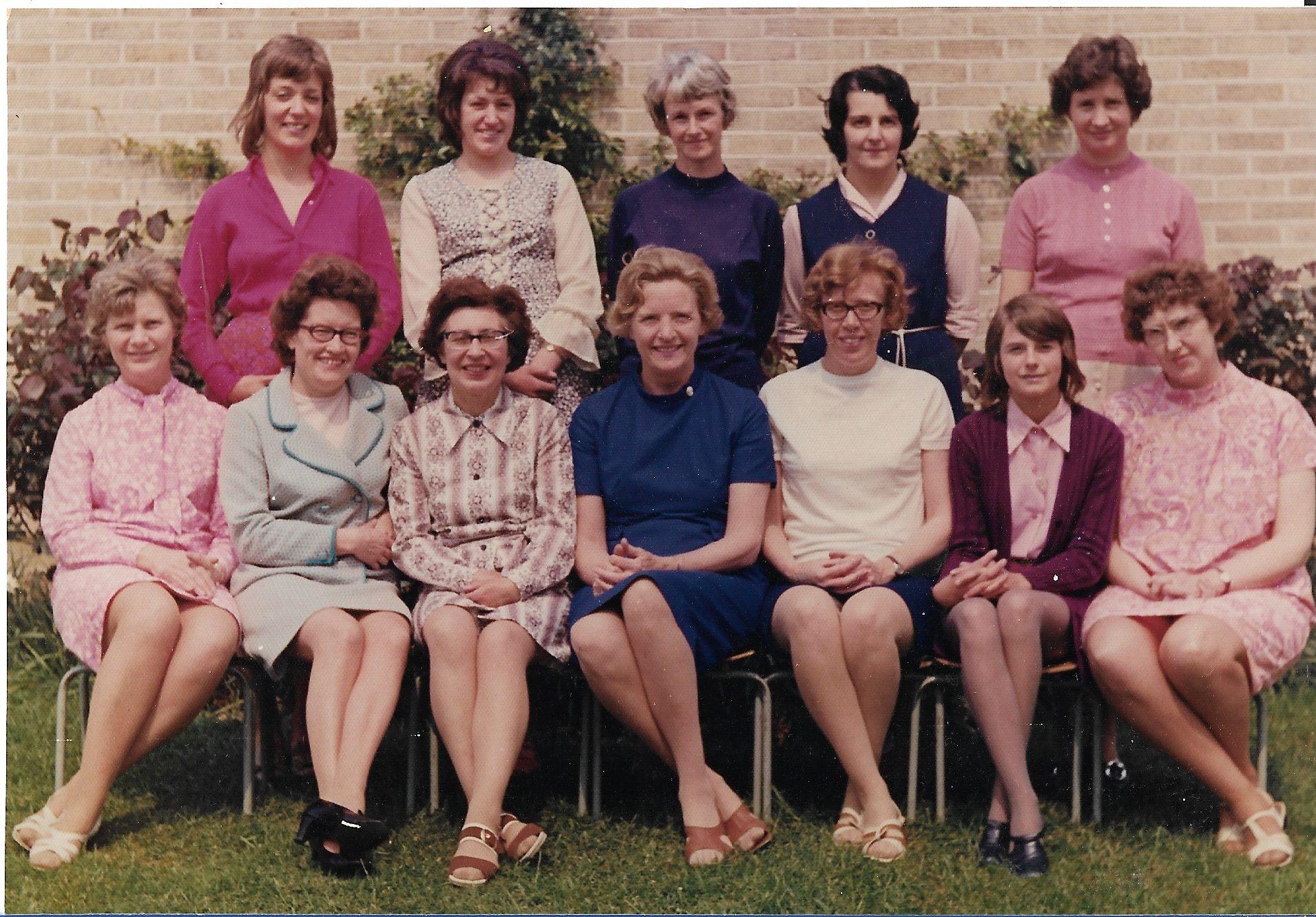 Staff 1969
