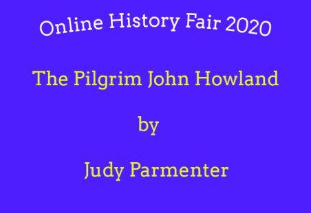 The Pilgrim John Howland