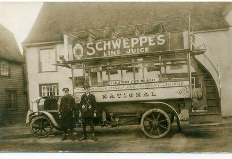 The Chelmsford Steam Bus