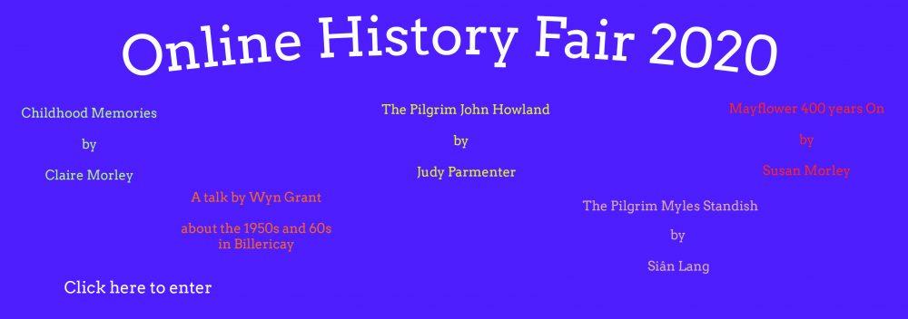 History Fair 2020