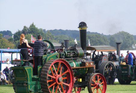 Steam Fair 2008